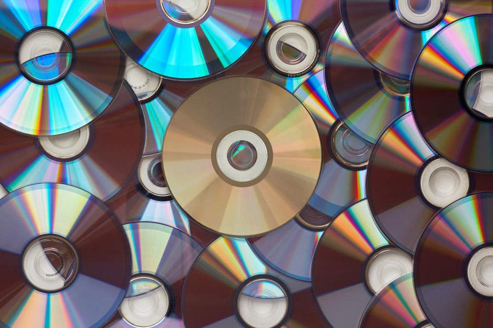 Bildquelle: background of the DVD © Kuleshin - Fotolia